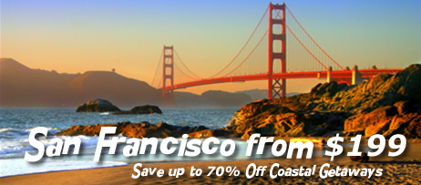 Cheap San Francisco Hotel Deals | Cheap Last Minute Hotel Deals | Book Cheap Hotels